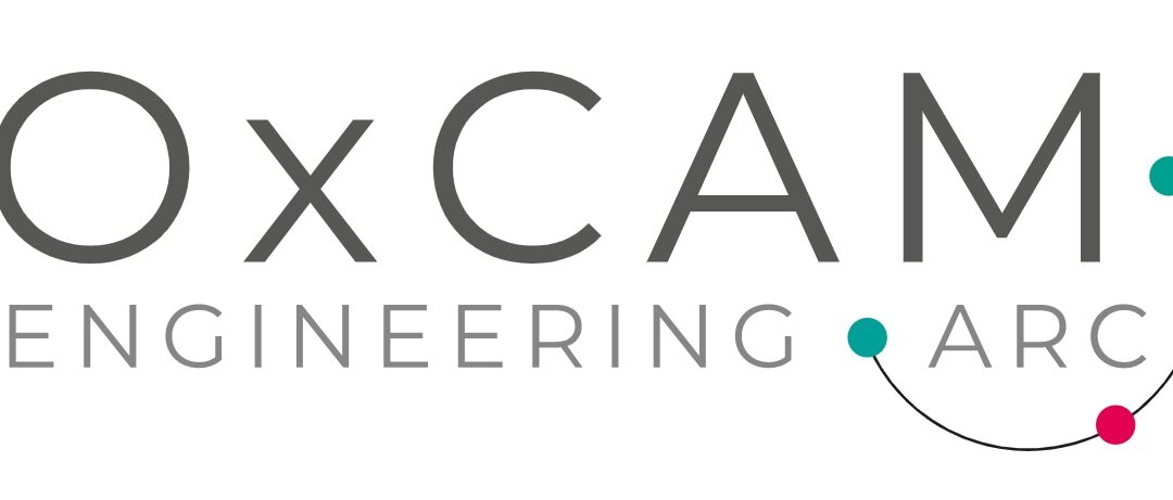 Introducing OxCAM Engineering Arc