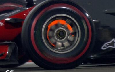 Formula 1 Brakes Thermal Management